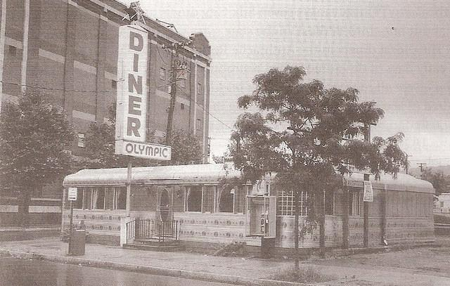 The Diner Olympic on S. Main St. Wilkes-Barre