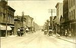 Main St Pittston – no idea what year. Before cars were invented!