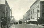 South Main St. Pittston – Furniture store is now the Dime Bank