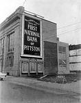 First National Bank of Pittston