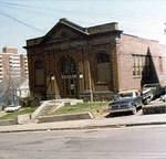 April 22, 1975 - Former Hebrew Institute on Northampton Street, Wilkes-Barre.